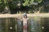 A catch of bream, Okavango Delta