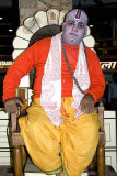Chotiwallah character publicises his restaurant