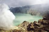 Crater Lake, Ijen