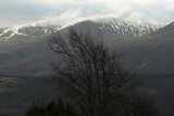 Ben Nevis seen from Fort William