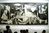 Picasso's 'Guernica' at the Reina Sofia Museum of Art