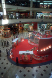 Inside Suria KLCC shopping mall