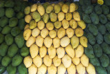 Mangoes for sale at Chow Kit Market