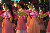 Chinese dancers, Kuala Lumpur