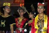 Sarawak dancers, Kuala Lumpur