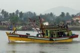 Fishing vessel, Kuala Terengganu