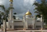 Sultan Oman Ali Saifuddin Mosque, Brunei, at TTI
