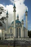 Kul Sharif Mosque, Kazan, Russia, at TTI