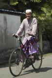 Cyclist, Kota Bharu