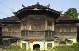Malay traditional house, Kota Bharu
