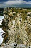 Cliffs at North Bondi