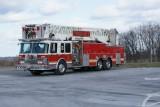 York TWP PA Truck 19-1  1994 Spartan/Firewolf
