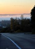 Rout 141 V at Sunrise