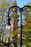 Streetlamp, Easthampton Commons