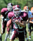 Easthampton vs Belchertown Varsity Football 9-11-2010