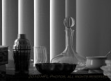 Dining Room Still-Life in B&W.JPG