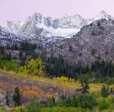 Eastern Sierras - Fall 2010