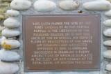 Pebble Island Airport War memorial