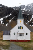 Norwegian Church of Grytviken - Noorse Kerk in Grytviken