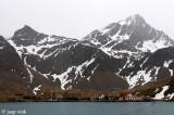 View on Grytviken - Blik op Grytviken