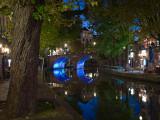 Utrecht at night