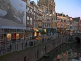 Street close to Dom toren