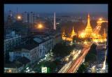 Sule Paya Pagoda, Yangon