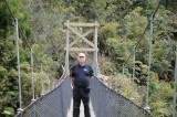 The bridge even took my weight