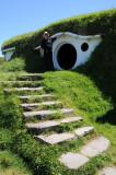 John by Bilbo's house
