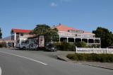 Outside the Kauri museum