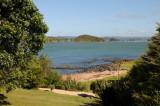 View from the Waitangi Treaty House