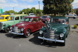 At the Services South of Auckland on Route 1 I spotted this Jowett and Bradford Rally