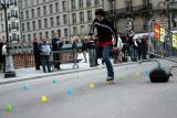 Roller parade (Notre-Dame)