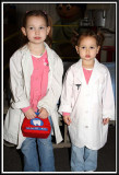 Future doctors of the next generation. Be afraid... be very afraid :-)