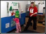Pin the green eggs on the plate