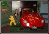 Car exhibit