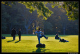 Central Park Tai Chi