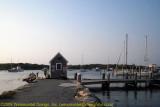 Wharf at Cuttyhunk