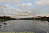 Looking Back (Westward) at the Bourne Bridge