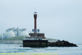 Exiting Boston Harbor
