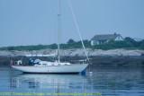 At Anchor at the Isle of Shoals