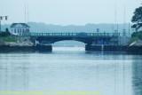 Behind the Blynman Bridge
