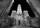 la cathedrale de nuit