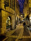 les rue de Noel