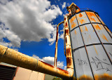 ruines industrielles