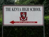 P85 - Sarah's school - Kenya High School