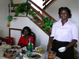 P83 - Lillian and Val cooked us a wonderful supper