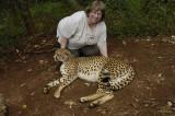 3232 - Lynda and Sharon at the KWS Animal Orphanage