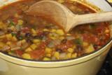 Black Bean and Butternut Squash Chili