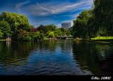 Boston Common Lagoon